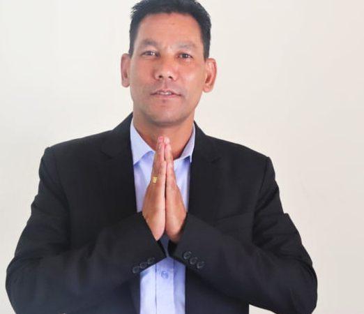 नेकपा एमाले बुढानिलकण्ठ-२ मा चुस्त प्रविधियुक्त र युवामैत्री संगठन बनाउने छौ : राजेन्द्र श्रेष्ठ